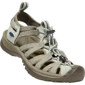 Keen Whisper Sandals Women agate grey/blue opal
